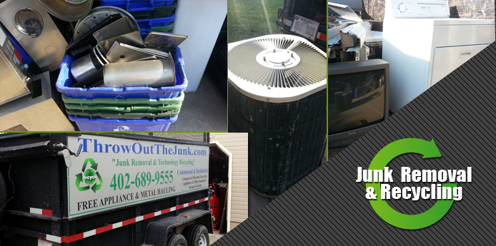 Omaha Junk Removal Company | ThrowOutTheJunk com